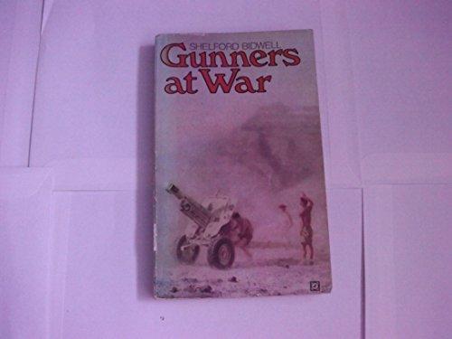 9780099060109: Gunners At War [Paperback]