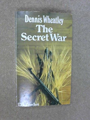 9780099073604: The Secret War