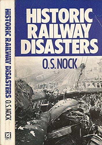 9780099077206: Historic Railway Disasters