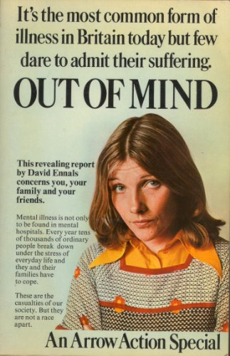 9780099080404: Out of mind (An Arrow action special)