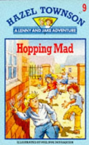 9780099102915: Hopping Mad (Red Fox younger fiction)