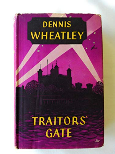 9780099104803: TRAITOR'S GATE
