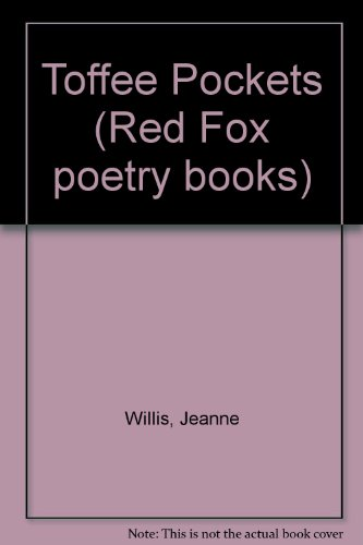 9780099105114: Toffee Pockets (Red Fox poetry books)