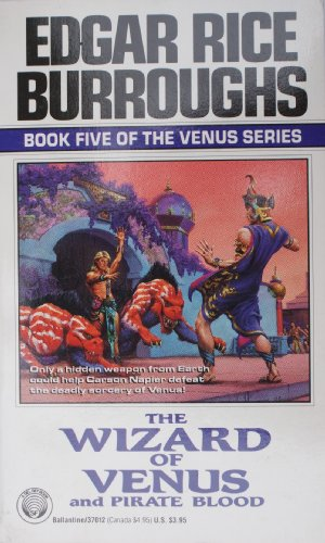 9780099108511: The Wizard of Venus