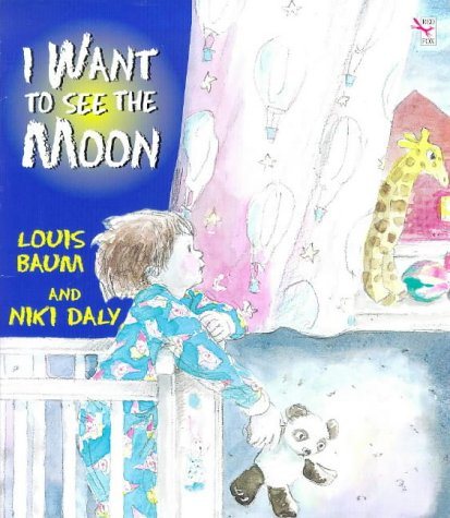 9780099113713: I Want to See the Moon (Red Fox picture books)