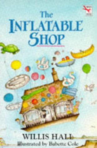 9780099115618: The Inflatable Shop (Red Fox middle fiction)