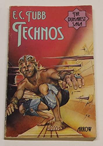 9780099139508: Technos (Dumarest saga / E. C. Tubb)