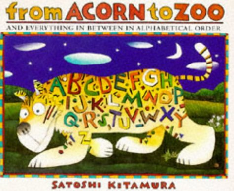 9780099139515: From Acorn to Zoo and Everything in Between in Alphabetical Order (Red Fox picture books)