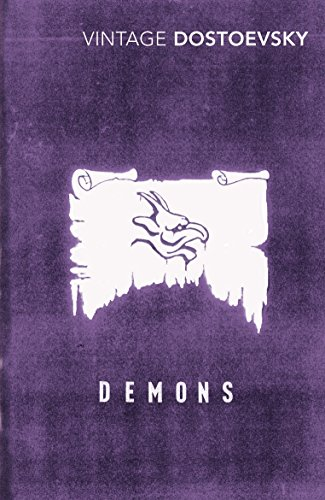9780099140016: Demons: A Novel in Three Parts