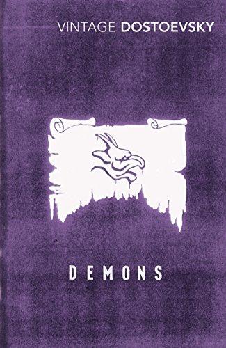 9780099140016: Demons