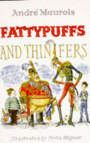 9780099141112: Fattypuffs and Thinifers (Red Fox middle fiction)