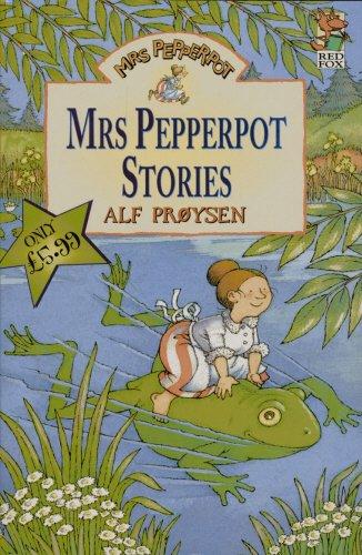 9780099141211: Mrs Pepperpot Stories