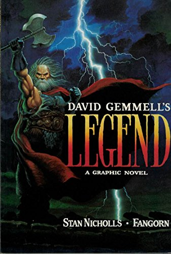 9780099141716: Legend Graphic Novel: A Graphic Novel