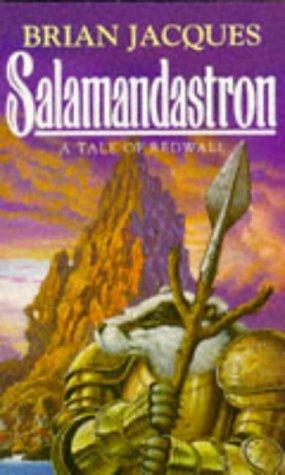 9780099143611: SALAMANDASTRON:A NOVEL OF REDWALL.