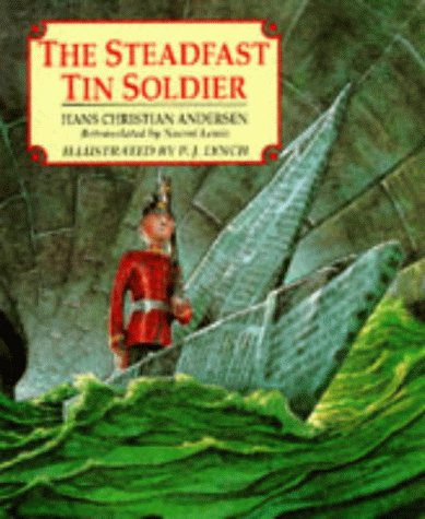 9780099144618: The Steadfast Tin Soldier (Red Fox Picture Books)