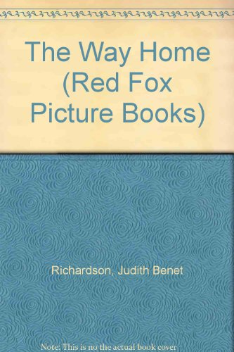 9780099144816: The Way Home (Red Fox Picture Books)