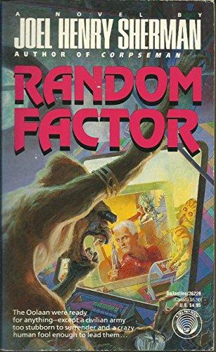 9780099146711: Random Factor