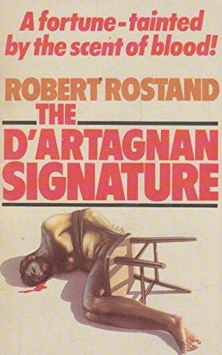 9780099148708: The D'Artagnan Signature