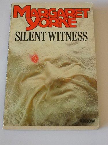 9780099148807: Silent Witness