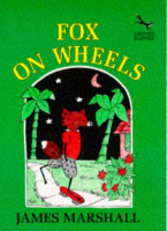9780099149217: Fox on Wheels (Red Fox beginners)