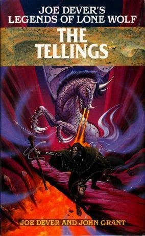 9780099151913: The Tellings (Legends of Lone Wolf)