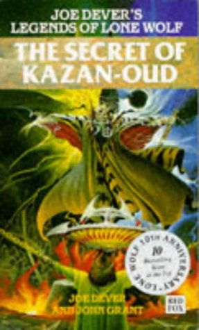 9780099152118: The Secret of Kazan-Oud (Legends of Lone Wolf)
