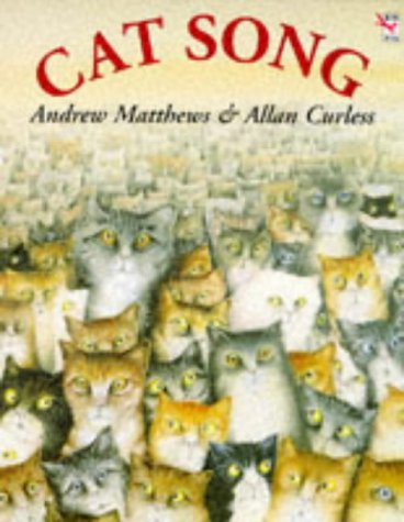 9780099152415: Cat Song (Red Fox picture books)
