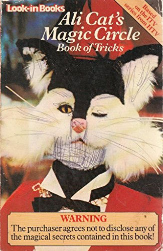 9780099155300: Ali Cat's Magic Circle Book of Tricks