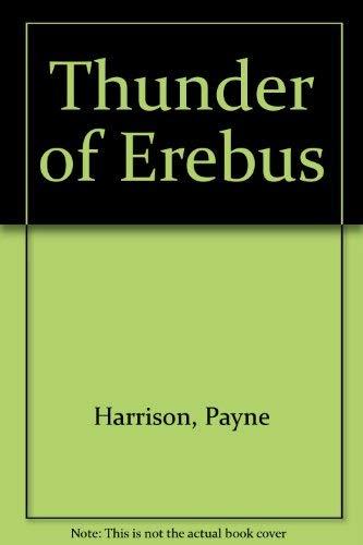9780099161417: Thunder of Erebus