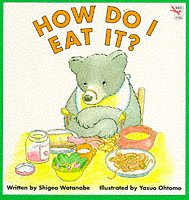 9780099163411: How Do I Eat? (Red Fox Picture Books)