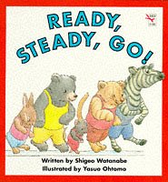 9780099163510: Ready, Steady, Go! (Red Fox picture books)