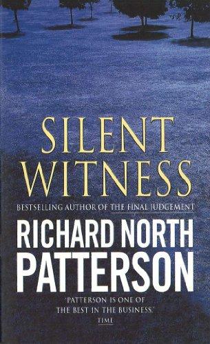 9780099164623: Silent Witness (Roman)