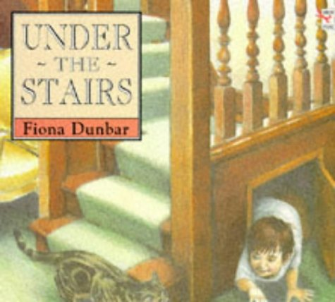9780099165118: Under the Stairs (Red Fox Picture Books)