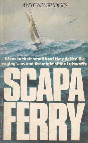 9780099169604: Scapa Ferry