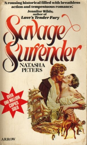 Savage Surrender: Peters, Natasha