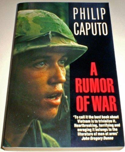 9780099172505: A Rumor of War