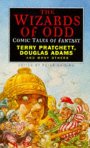 9780099174424: The Wizards Of Odd: Comic Tales of Fantasy