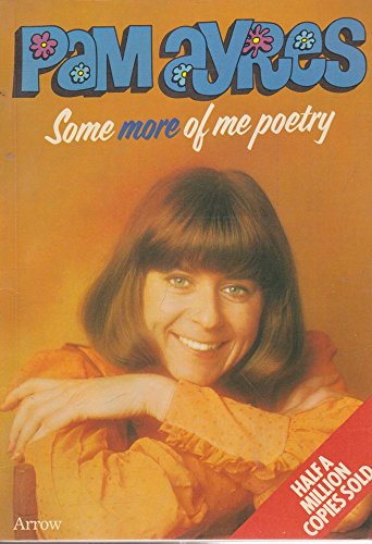 9780099180104: SOME MORE OF ME POETRY