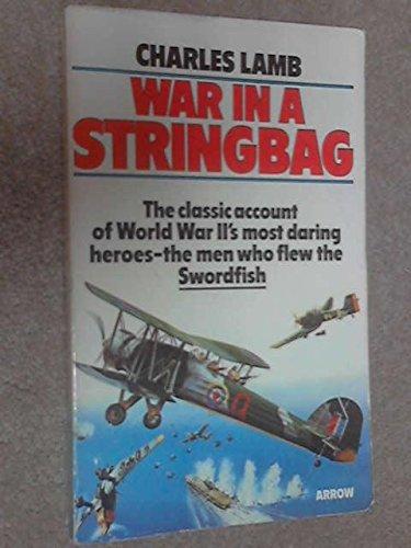 9780099182504: War in a stringbag