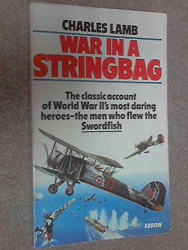 9780099182504: War in a Stringbag