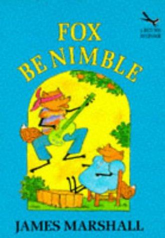 9780099182610: Fox Be Nimble (Red Fox Beginners)