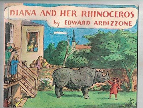 9780099182818: Diana and Her Rhinoceros