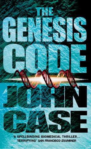 The Genesis Code (0099184125) by Case, John