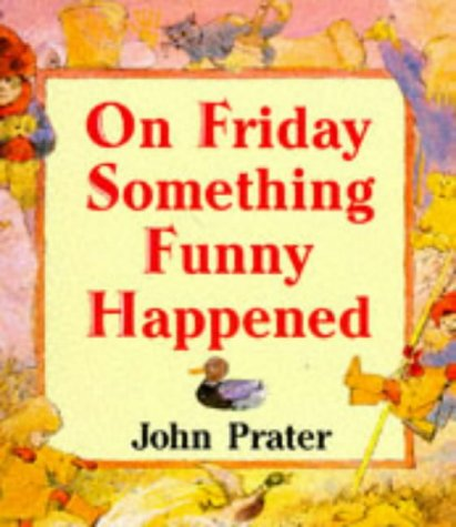 9780099184416: On Friday Something Funny Happened