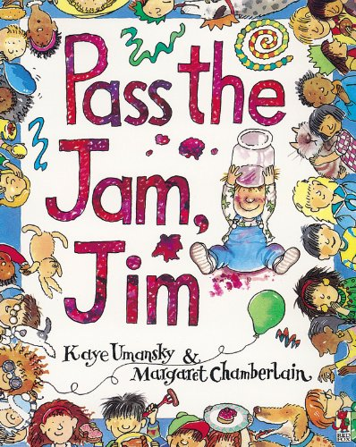 9780099185710: Pass the Jam, Jim (Red Fox Picture Books)
