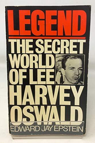 9780099186502: LEGEND : THE SECRET LIFE OF LEE HARVEY OSWALD