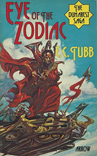 9780099188001: Eye of the Zodiac (Dumarest saga / E. C. Tubb)