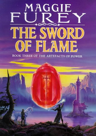 9780099189121: The Sword of Flame (Artefacts of Power)