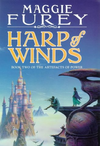 9780099189220: Harp Of Winds (Artefacts of Power)