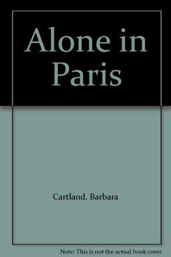 9780099190608: Alone in Paris